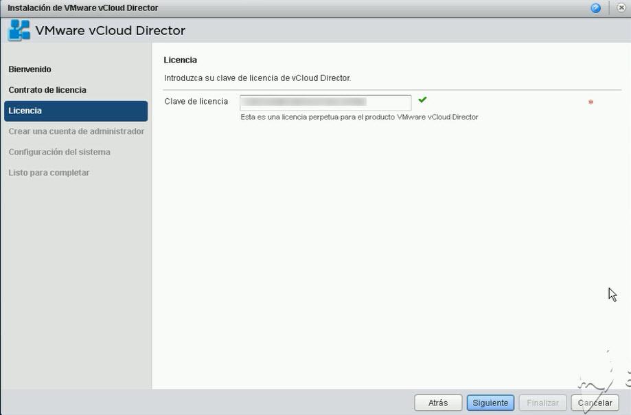 vCloud Director 9 1: Install vCloud Director – Part 2 – Global